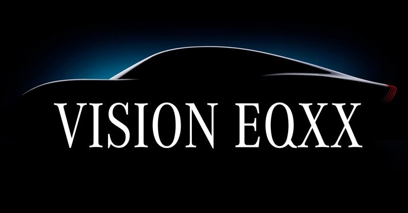 Mercedes Teases The Vision EQXX Concept - A Promise to Deliver 750-Miles of Range