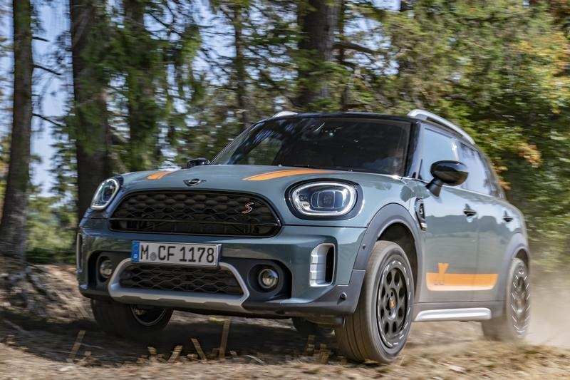 2020 Mini Countryman X-raid