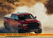 Mopar Officially Launches Aftermarket Accessories For The 2021 Ram 1500 TRX - image 939786