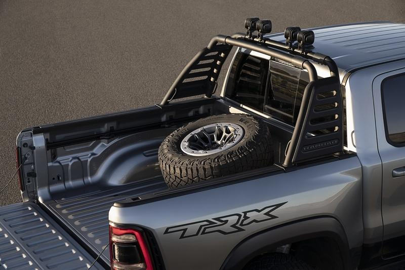 Mopar Officially Launches Aftermarket Accessories For The 2021 Ram 1500 TRX