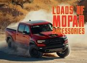 Mopar Officially Launches Aftermarket Accessories For The 2021 Ram 1500 TRX - image 939784