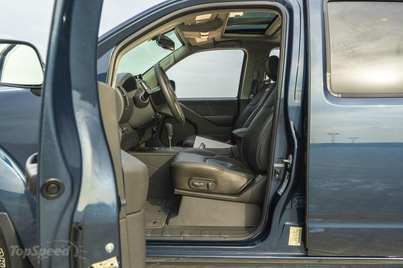 2020 Nissan Frontier - Driven Interior - image 941092
