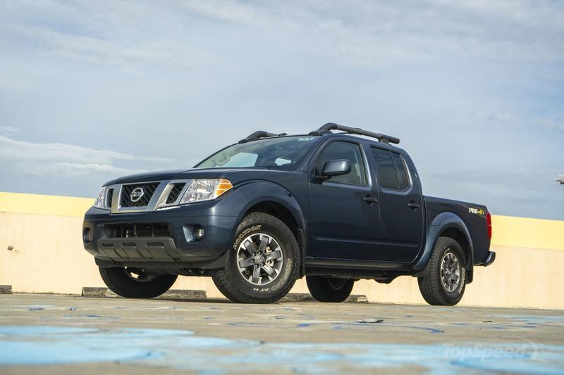 2020 Nissan Frontier - Driven Exterior - image 941065