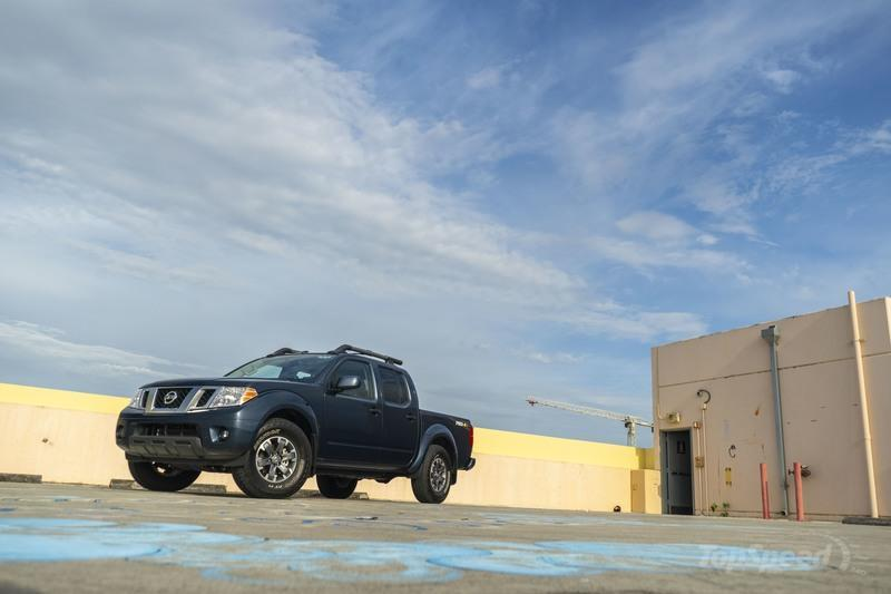 2020 Nissan Frontier - Driven Exterior - image 941066