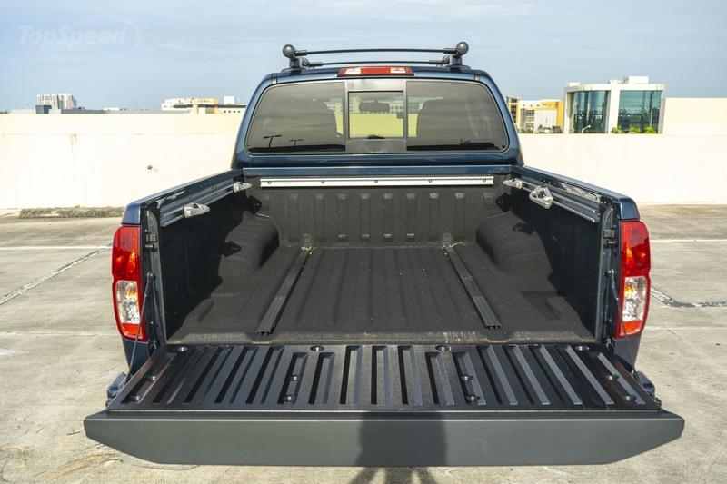 2020 Nissan Frontier - Driven Exterior - image 941125