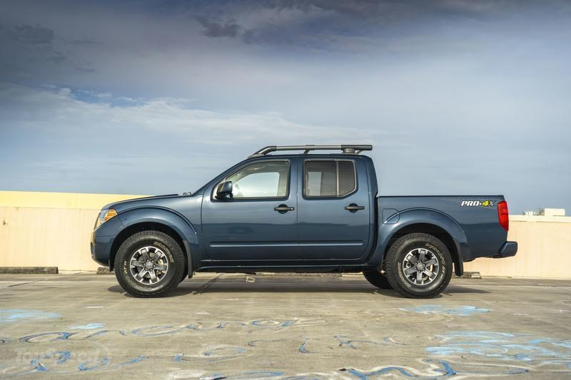 2020 Nissan Frontier - Driven Exterior - image 941136