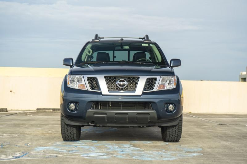 2020 Nissan Frontier - Driven Exterior - image 941137