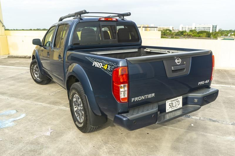2020 Nissan Frontier - Driven Exterior - image 941138