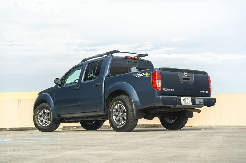 2020 Nissan Frontier - Driven Exterior - image 941140