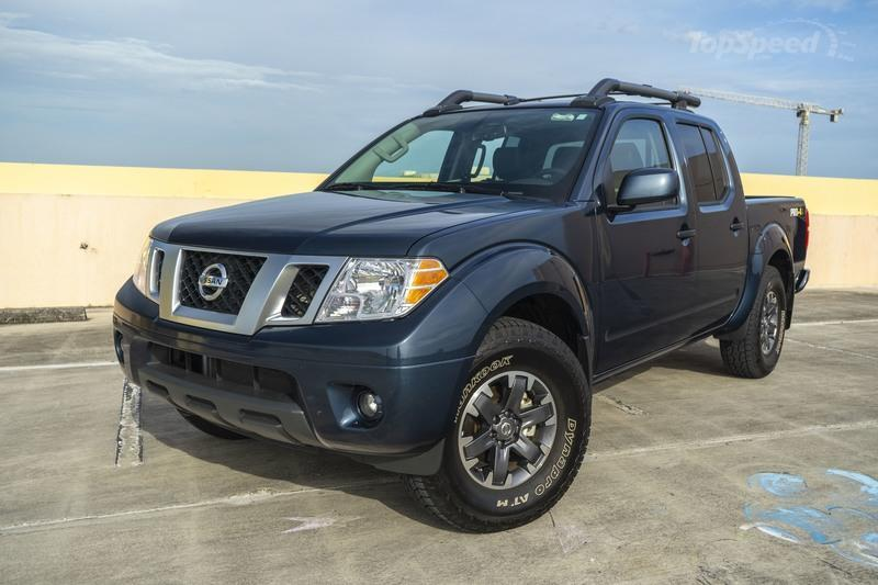 2020 Nissan Frontier - Driven Exterior - image 941062