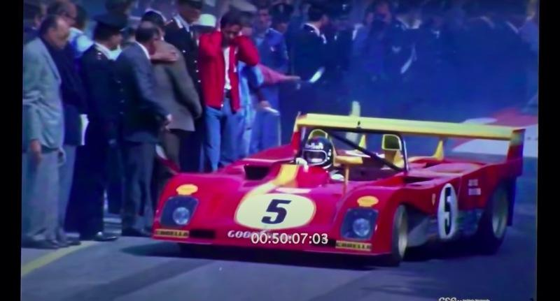 Take a Bow To The Golden Age of Racing With Some Remastered Old Footage