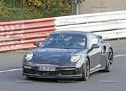 Porsche 911 Turbo Shows Its Ducktail In New Spy Shots - image 944994