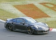 Porsche 911 Turbo Shows Its Ducktail In New Spy Shots - image 945001