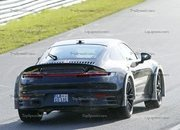 These Spy Shots Could Hint At A New Porsche 911 Safari - Or Is It Something Even Better? - image 943824