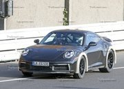 These Spy Shots Could Hint At A New Porsche 911 Safari - Or Is It Something Even Better? - image 943809