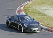 These Spy Shots Could Hint At A New Porsche 911 Safari - Or Is It Something Even Better? - image 943816