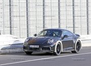 These Spy Shots Could Hint At A New Porsche 911 Safari - Or Is It Something Even Better? - image 943808
