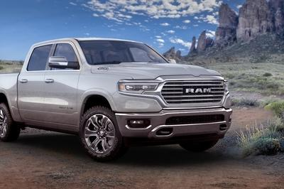 2021 2020 Ram 1500 Limited Longhorn 10th Anniversary Edition