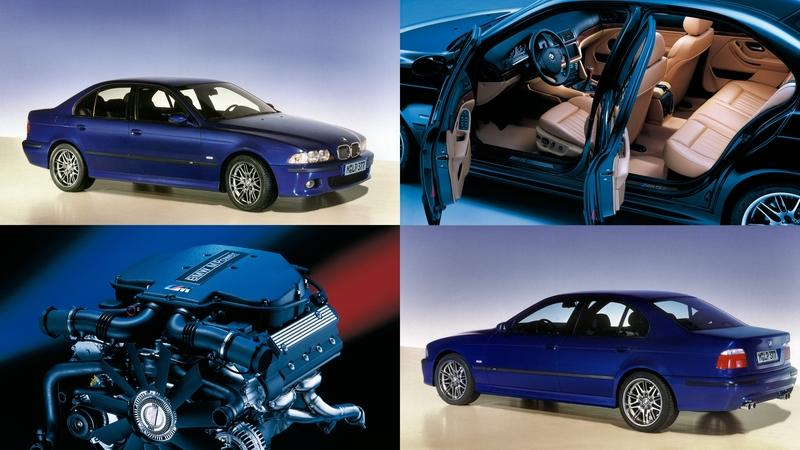 Remember When The BMW M5 Stared In the Best Commercial Ever Made?