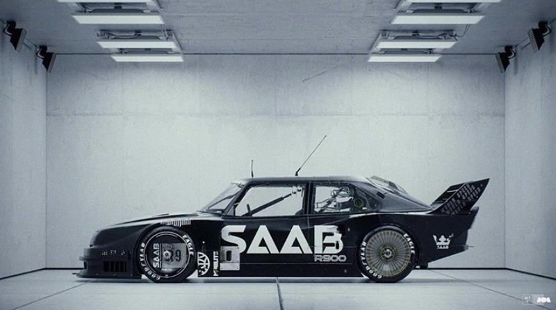 Saab Never Raced In IMSA But These Renders Envision A Parallel Universe Where It Did - image 939085