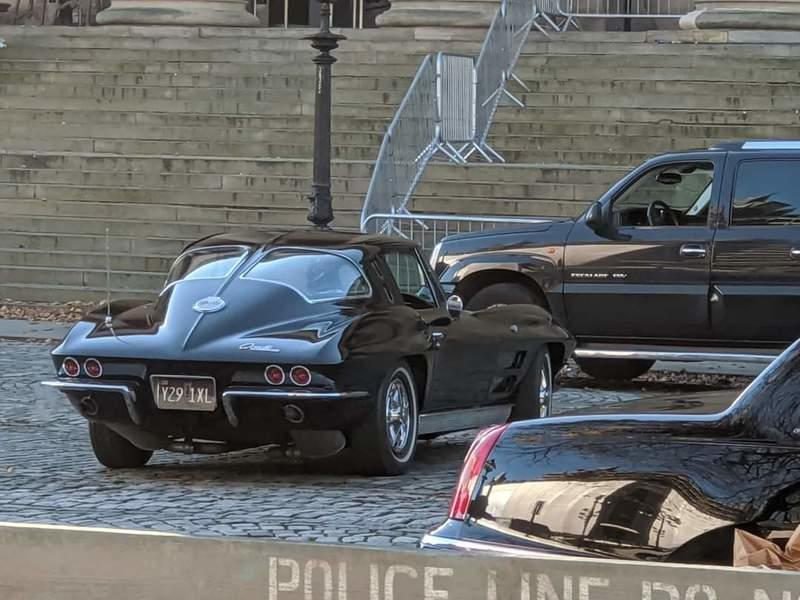 Screw The New Batmobile, We're More Interested in Bruce Wayne's 1963 Corvette Stingray Daily Driver