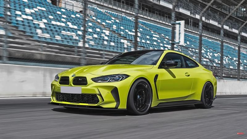 Sing Praise to Prior Design As They Fix the BMW M4's Grille