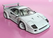 Someone Created the Love Child Between the Ferrari F40 and the Lamborghini Countach And It's Not That Shocking - image 938981