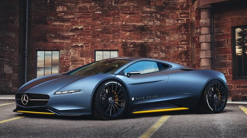 That's It - AMG Should Definitely Take On Ferrari and McLaren