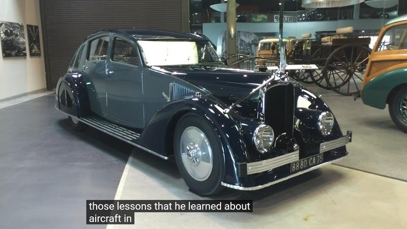 The 1935 Voisin C25 Aerodyne Is The Coolest Car You Probably Didn't Know About