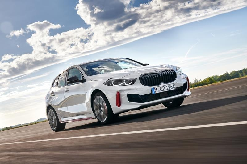 The 2021 BMW 128ti Is a Detuned M135i Aimed at the VW Golf GTI Exterior - image 939137