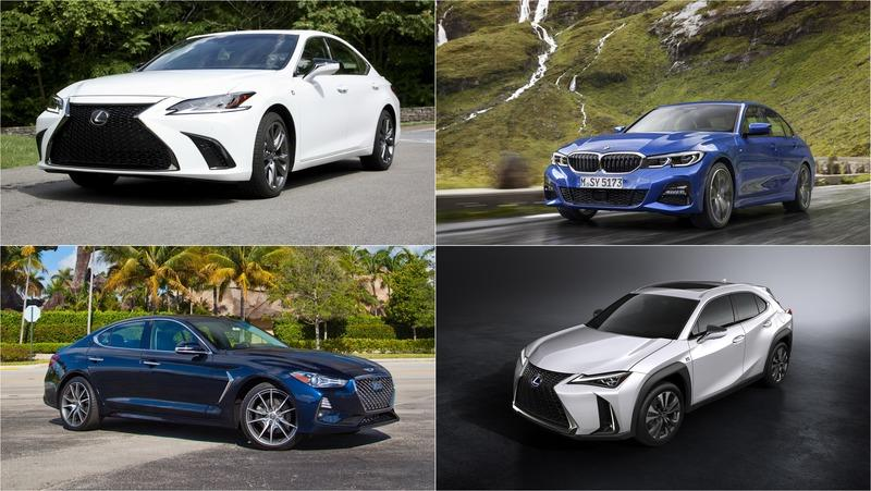The Best Entry-Level Luxury Cars