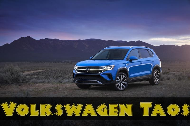 The Taos Is Officially Volkswagen's Most Attractive SUV In The United States