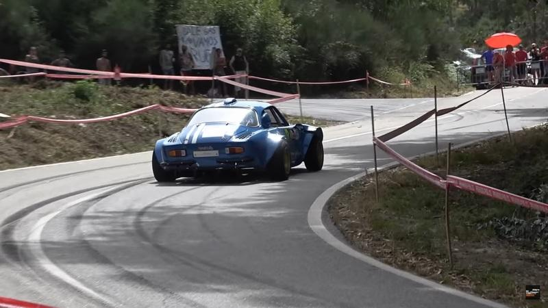 This Alpine A110 Almost Sounds Like an F1 Car