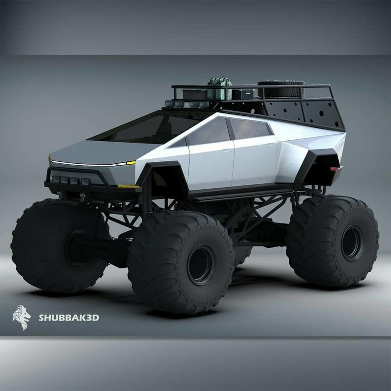 This Is Definitely What The Tesla Cybertruck Should Look Like - image 941359