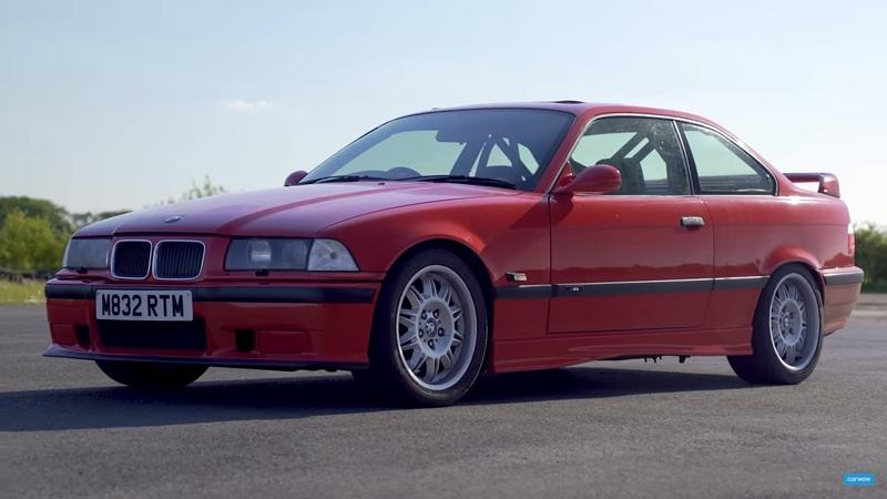Three-Way BMW M Race Will Leave you Longing for the Past