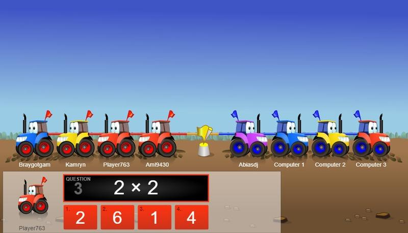 Tractor Multiplication