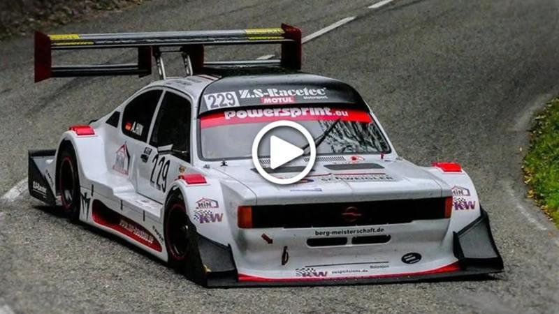 Turn Up The Volume and Immerse Yourself in The Sound of an 11,000 RPM Opel