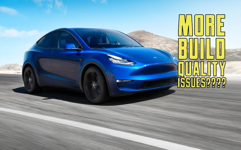 Two-Hour Old Tesla Model Y Allegedly Goes Topless On the Highway