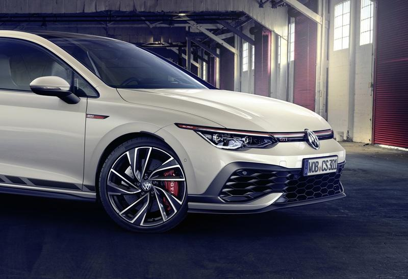 The Volkswagen Golf GTI Clubsport Makes the Standard GTI Look Like a Girl's Car Exterior - image 940491