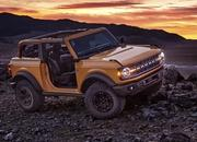 Would You Have Preferred The Bronco With A Foldable Windshield? - image 940074