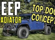 2020 Jeep Gladiator Top Dog Concept by Mopar - image 945524