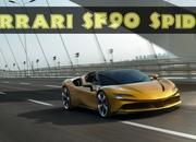 2021 Ferrari SF90 Spider - All The Power and Infinite Headroom - image 947426