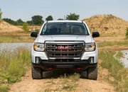 2021 GMC Canyon AT4 Off-Road Performance Edition - image 948092