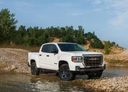 2021 GMC Canyon AT4 Off-Road Performance Edition - image 948087