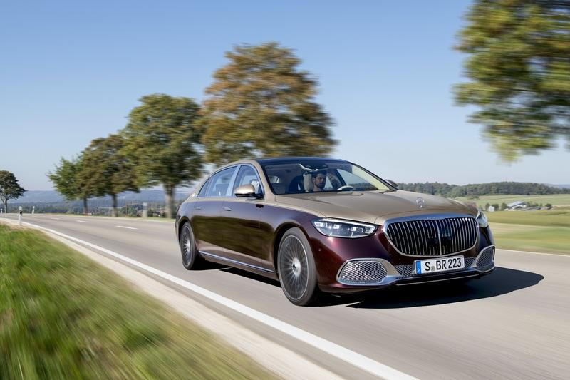 The 2021 Mercedes-Maybach S-Class is the Epitome of Ridiculous Luxury