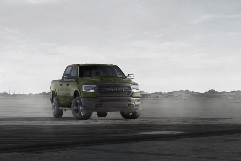 2021 Ram 1500 Built to Serve Edition