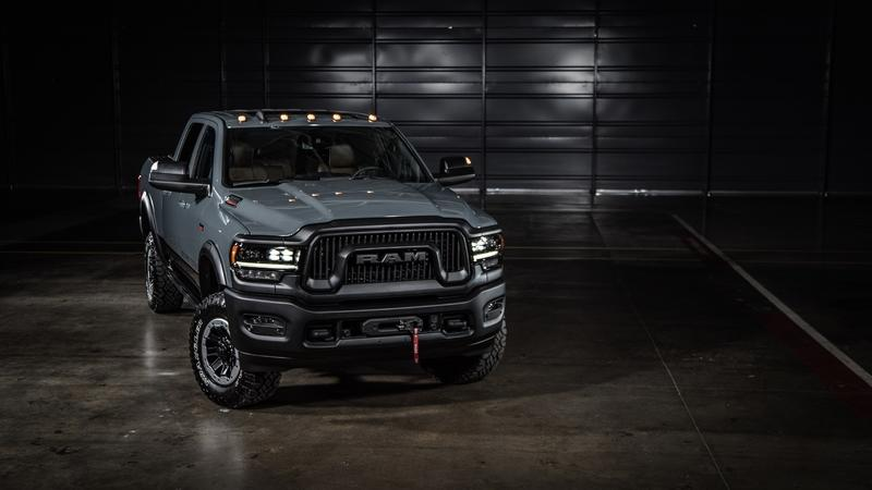 2021 Ram Power Wagon 75th Anniversary Edition Exterior - image 946779