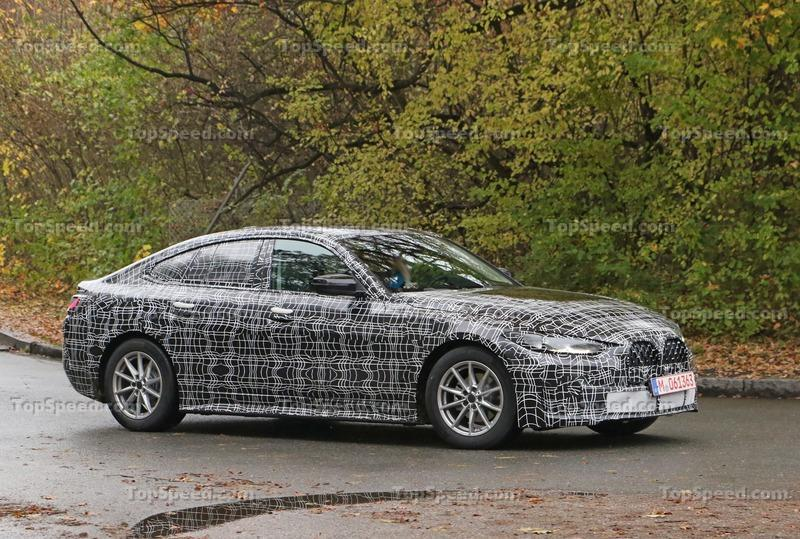 2022 BMW 4 Series Gran Coupe