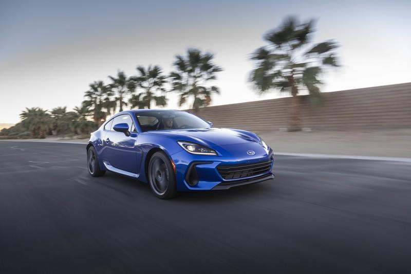The 2022 Subaru BRZ Features Sharper Looks and More Power, But It's Still Missing Something