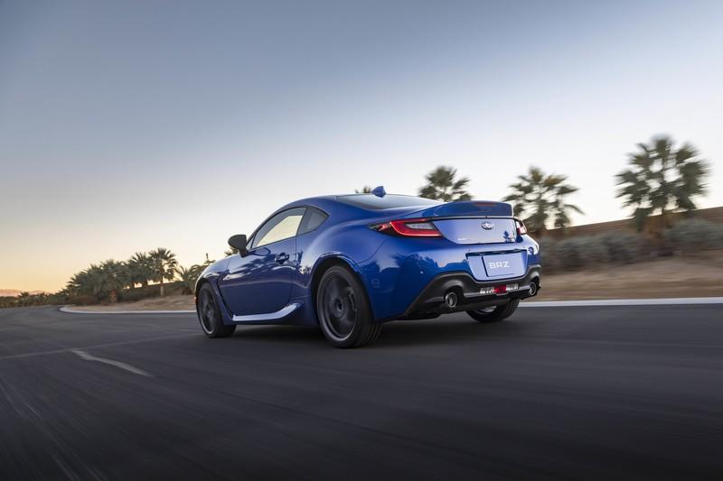 The 2022 Subaru BRZ Features Sharper Looks and More Power, But It's Still Missing Something Exterior - image 948676